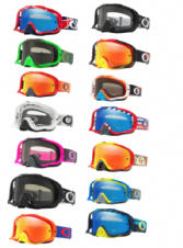 NEW Adult Oakley Crowbar Goggles All Styles Motocross Enduro ATV Crow Bar